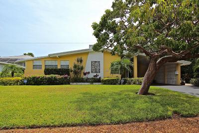 Single Family Home For Sale: 530 NE 17th Street