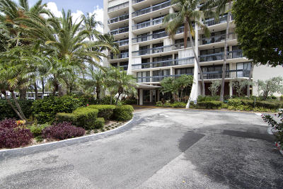 West Palm Beach Condo For Sale: 2400 Presidential Way #Ph6