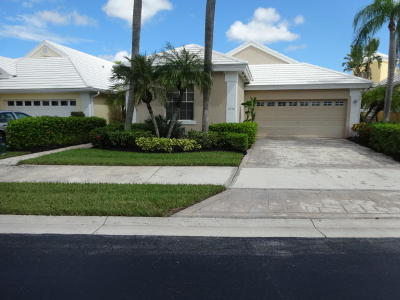 West Palm Beach Single Family Home For Sale: 1090 Lytham Court