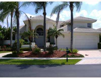 Boca Raton FL Single Family Home For Sale: $1,025,000