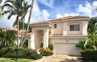 Boca Raton Single Family Home For Sale: 7061 Dubonnet Drive