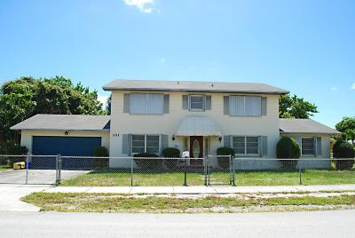 Delray Beach Single Family Home For Sale: 101 NW 9th Avenue