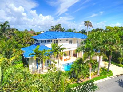 Delray Beach Single Family Home For Sale: 1127 S Vista Del Mar Drive S