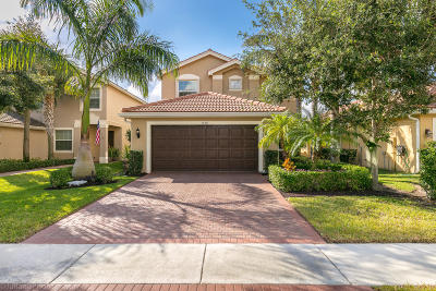 Boynton Beach Single Family Home For Sale: 7630 Jewelwood Drive