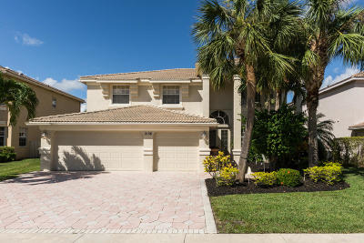 Royal Palm Beach Single Family Home For Sale: 2138 Bellcrest Court
