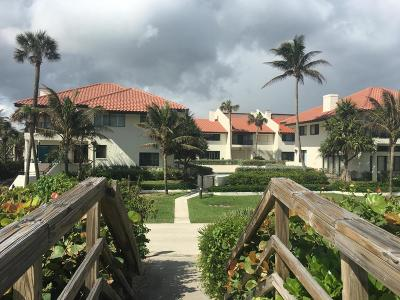Ocean Ridge Rental For Rent: 5450 Old Ocean Boulevard #2