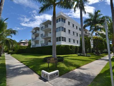 Palm Beach Condo For Sale: 455 Australian Avenue #3-H