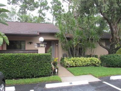 Royal Palm Beach Single Family Home For Sale: 96 Rose Bay Court
