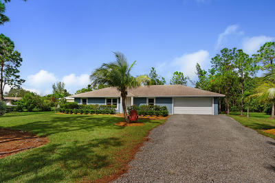 West Palm Beach Single Family Home For Sale: 12947 63rd Lane