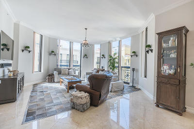 West Palm Beach Condo For Sale: 701 S Olive Avenue #1415