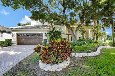 Boca Raton Single Family Home For Sale: 10045 Umberland Place