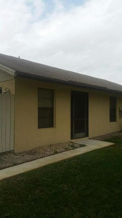 Boynton Beach Single Family Home For Sale: 213 SE 1st Circle
