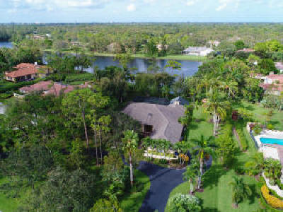 Coral Springs Single Family Home For Sale: 5388 E Leitner Drive