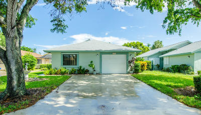Delray Beach Single Family Home For Sale: 795 NW 32nd Avenue