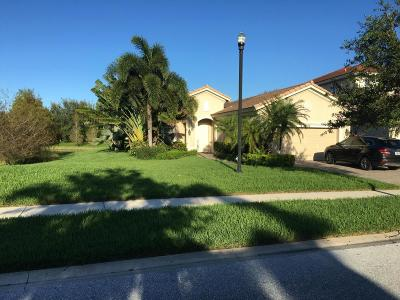 Palm Beach Gardens Single Family Home For Sale: 12109 Aviles Circle #199