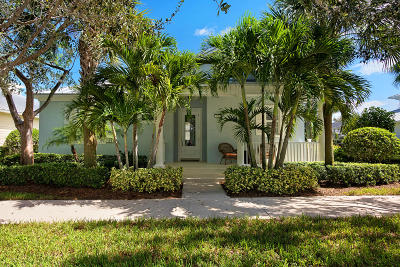 Jupiter Single Family Home For Sale: 3277 Wymberly Drive
