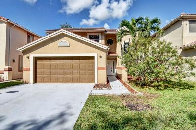 Boca Raton Single Family Home For Sale: 10104 Country Brook Court