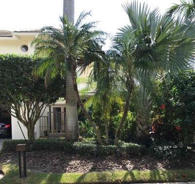 Broward County, Palm Beach County Single Family Home For Sale: 5340 Boca Marina Circle