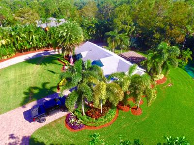Royal Palm Beach Single Family Home For Sale: 13222 41st Lane