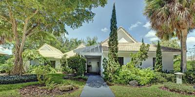 Boca Raton Single Family Home For Sale: 18660 Long Lake Drive