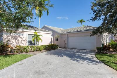 West Palm Beach Single Family Home For Sale: 1071 Island Manor Drive