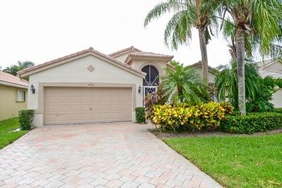 Boynton Beach Single Family Home For Sale: 6532 Kings Creek Terrace