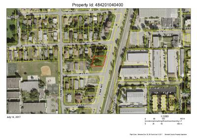 Deerfield Beach Residential Lots & Land For Sale: 583 S Dixie Hwy Highway