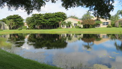 Boynton Beach Single Family Home For Sale: 10404 Gold Leaf Drive