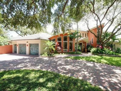 Palm Beach Gardens Single Family Home For Sale: 2338 Flamingo Road
