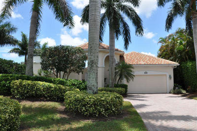 Delray Beach Single Family Home For Sale: 16700 Senterra Drive