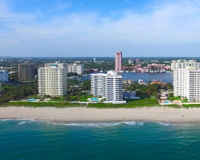 Sabal Point, Sabal Point Apts Condo Condo For Sale: 700 S Ocean Boulevard #Ph 1201