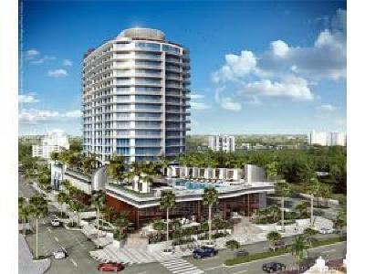 Fort Lauderdale Condo For Sale: 701 Fort Lauderdale Beach Boulevard #1606