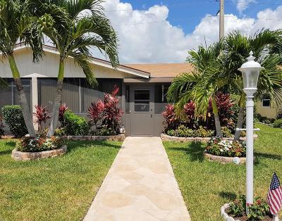 Delray Beach Single Family Home For Sale: 14233 Campanelli Drive