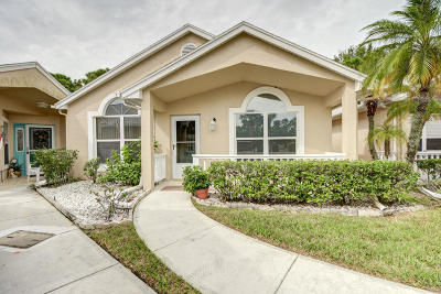 Port Saint Lucie Single Family Home For Sale: 1185 NW Lombardy Drive