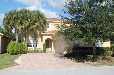 West Palm Beach Single Family Home For Sale: 831 Fieldstone Way