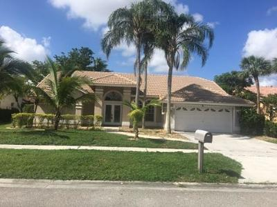 Lake Worth Single Family Home For Sale: 6641 Pierpont Drive