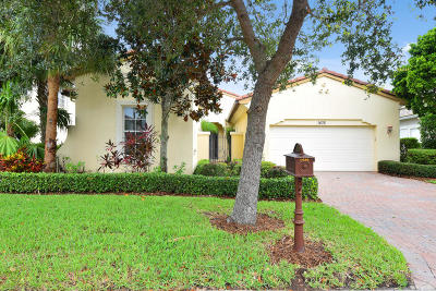 Palm Beach Gardens Single Family Home For Sale: 1436 Barlow Court