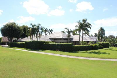 Boca Raton Single Family Home For Sale: 4665 Bocaire Boulevard