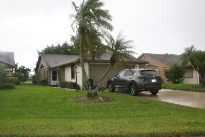 Hobe Sound Single Family Home Contingent: 6274 SE Tory Place
