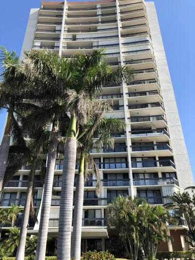 West Palm Beach Condo For Sale: 2000 Presidential Way #505