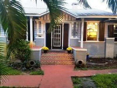 West Palm Beach Single Family Home For Sale: 1214 Lake Avenue