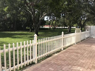 Boca Raton Single Family Home For Sale: 10303 Boca Springs Drive