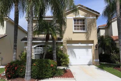 Lake Worth Single Family Home For Sale: 6887 Sugarloaf Key Street