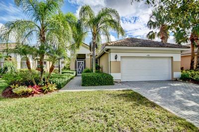 Boynton Beach FL Single Family Home For Sale: $219,000