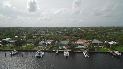 North Palm Beach Single Family Home For Sale: 772 Lagoon Drive