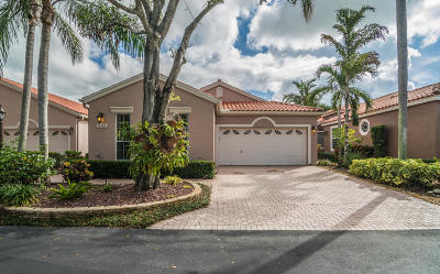 Boca Raton Single Family Home For Sale: 17304 Antigua Point Way