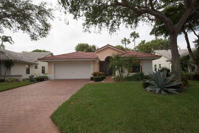Boynton Beach Single Family Home For Sale: 4790 Yardarm Lane