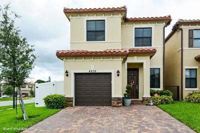 Tamarac Single Family Home For Sale: 4639 NW 58th Street