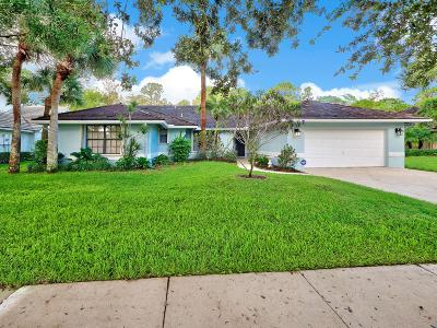 Jupiter Single Family Home For Sale: 18845 Big Cypress Drive