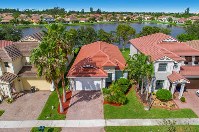Royal Palm Beach Single Family Home For Sale: 144 Mulberry Grove Road